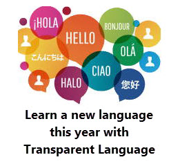 Learn a New Language with your library